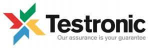 Testronic Logo 2016