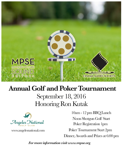 MPSE Golf and Poker