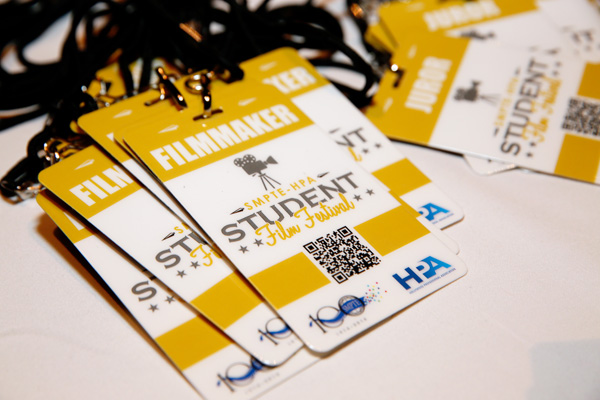 SMPTE-HPA Student Film Fest