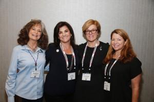 YEP Committee Members L-R: Belinda Merritt, Kari Grubin, Laura Thommen, and Loren Nielsen