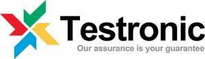 Testronic logo 500