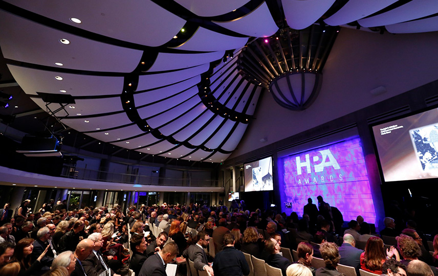 HPA Awards 2016