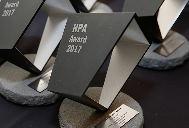 HPA Awards Trophy