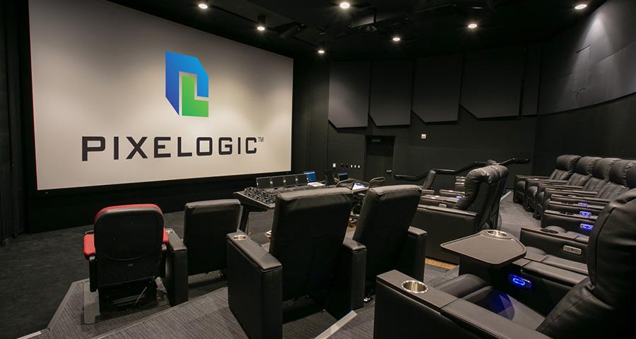 Pixelogic Digital Cinema Theater