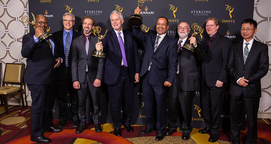 2018 Avid Emmy