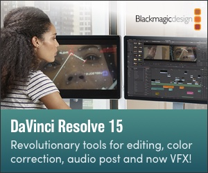 Blackmagic - Davinci Resolve 15