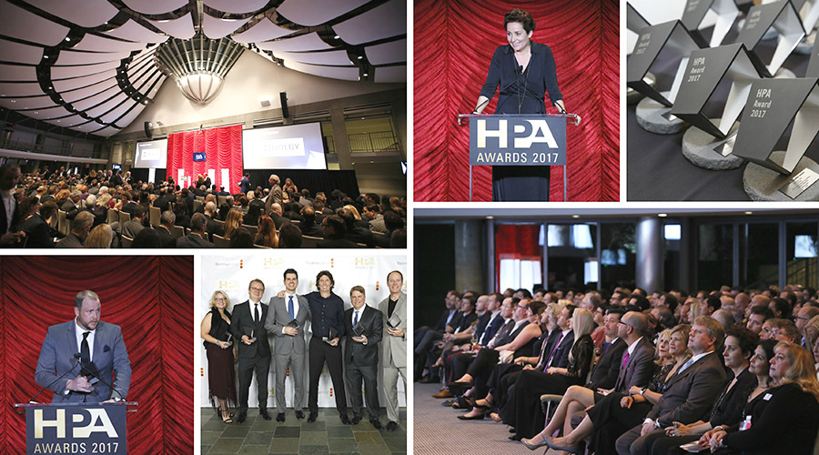 Hpa Awards Sponsorship