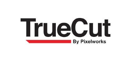 Logo Pixelworks TrueCut