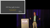 Video Thumbnail - HPA Tech Retreat 2019: Ambient Light Compensation for HDR Presentation